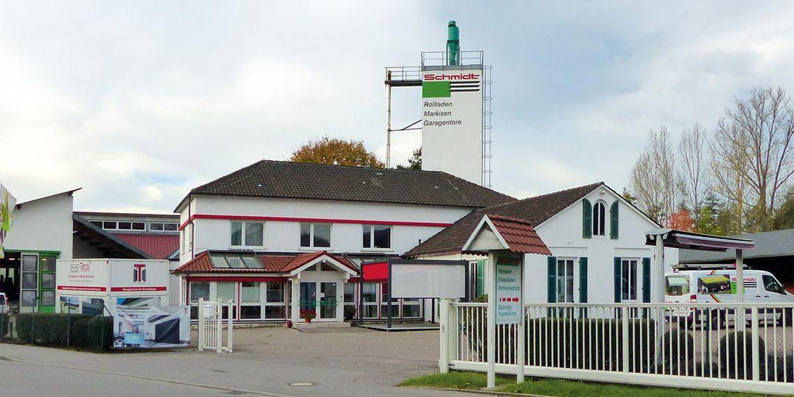 Gebäude Schmidt