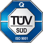 Certified according to ISO 9001:2008