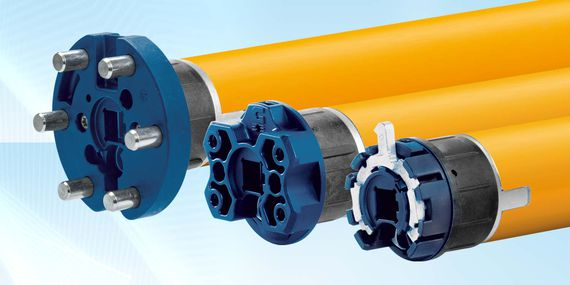 Tubular motor series SOLIDline