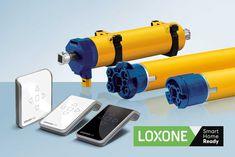 Mit den innovativen AIR-Produkten von Geiger wird der komplette Sonnenschutz Smart Home Ready – bis hin zur vollständigen Integration in die Smart-Home-Automation von Loxone.