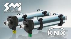 GEIGER-Elektronikantriebe GJ56.. E07 SMI und E09 KNX