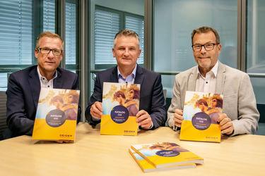 GEIGER präsentiert den neuen Katalog für Sonnenschutzantriebe