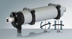 Venetian blind motor GJ56..-DuoDrive