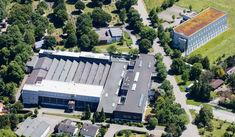 Geiger-Verwaltungs- und Produktionsgebäude in Bietigheim-Bissingen